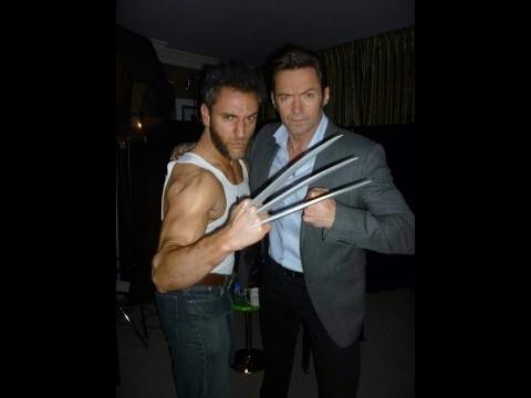 Wolverine Interviews Hugh Jackman