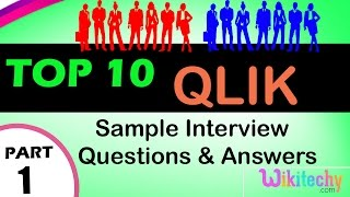 Qlikview tutorials 7 qualities of highly effective qlikview qlik top most interview questions and answers for freshers experienced online videos lectures fandeluxe Image collections