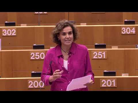 Intervención de Dolors Montserrat en el Parlamento Europeo sobre el plan de recuperación de la UE tras la crisis del COVID-19