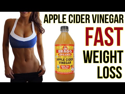 🍎 4 Ways To Use Apple Cider Vinegar For Weight Loss!🍏 | The BEST Weight Loss Drink EVER!