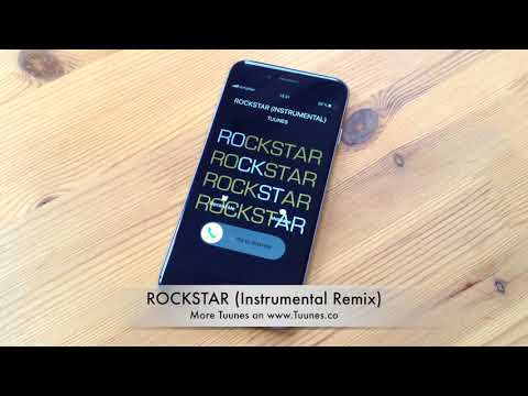 ROCKSTAR Ringtone - Post Malone feat  21 Savage Tribute Remix Ringtone -  iPhone & Android