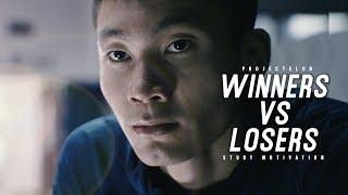 Winners vs Losers | Study Motivation