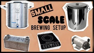 Home Brewing | Small Scale Electric Setup