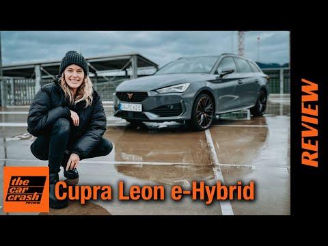 Cupra Leon Sportstourer e-Hybrid (2021) 🤎 So viel Auto bekommt ihr für 40.000€! Fahrbericht | Review