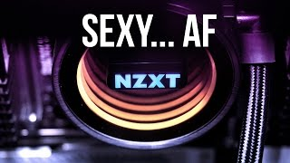 NZXT X62 & X52... Best looking AIOs Ever Made!