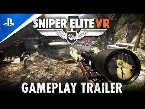 How Rebellion adapted Sniper Elite for PS VR