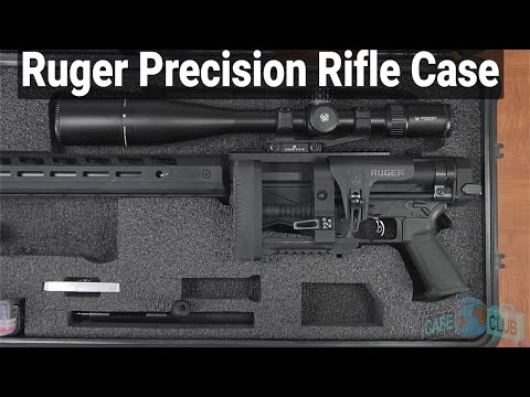 Ruger Precision Rifle Case - Featured Youtube Video