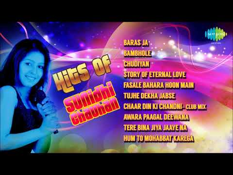 Best Of Sunidhi Chauhan  Popular Bollywood Songs  Sunidhi Chauhan Songs  Music Box