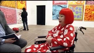 BBC Newsnight Yayoi Kusama Interview