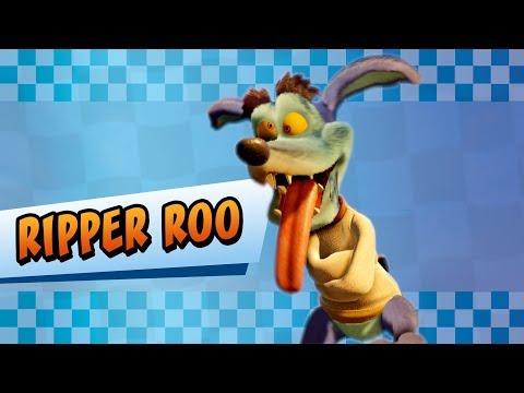 Ripper Roo | Crash Team Racing Nitro-Fueled thumbnail