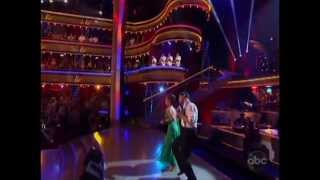 """Dancing With The Stars: Human Nature -- """"Baby I Need Your Lovin"""""""