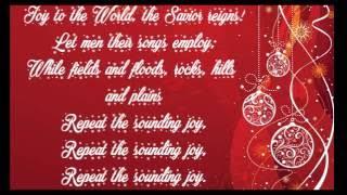 Barbie in a Christmas Carol - Joy to the World - Lyrics