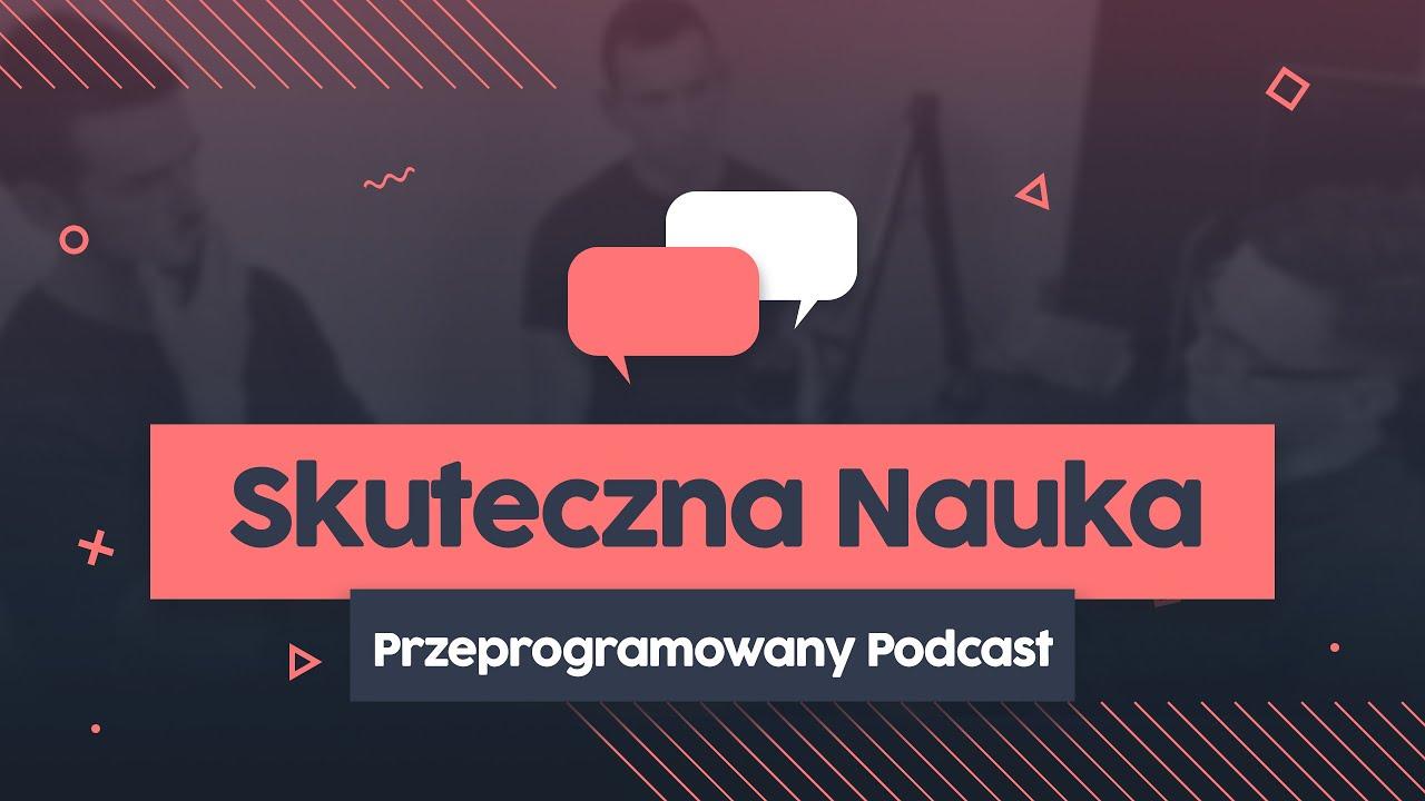 Przeprogramowany Podcast #1: Skuteczna nauka programowania cover image