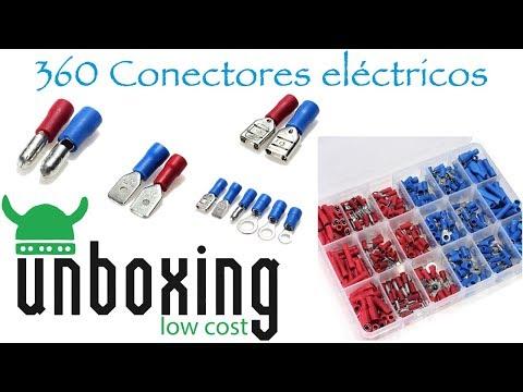 U&R Low Cost. 360 Conectores eléctricos para cables