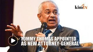 Who Is Tommy Thomas?