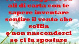 Elisa E Giuliano Sangiorgi   Ti Vorrei Sollevare (testo).wmv