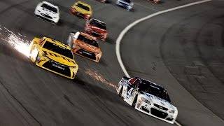 Best in-car audio from the NASCAR Sprint All-Star Race
