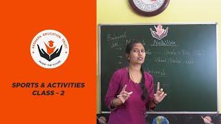 Akshara Teacher Training | Paper 3 | Sports & Activities | Online Classes - Teacher Training - ONLINE