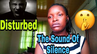Disturbed_The Sound Of Silence (reaction)#disturbed#thesoundofsilence
