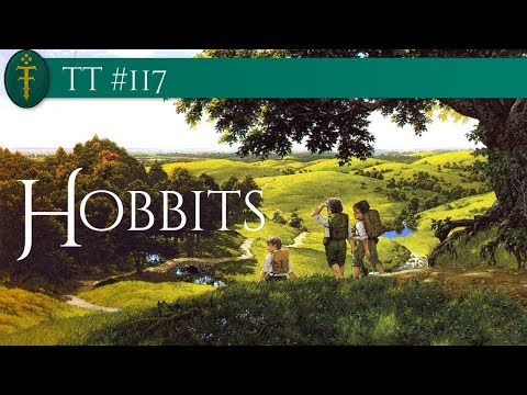 TT #117 - Hobbits, o Povo Pequeno