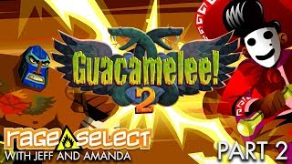 Guacamelee 2 - The Dojo (Let's Play) - Part 2
