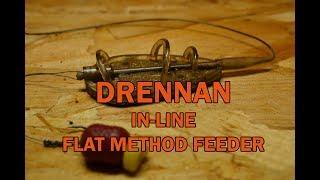 Кормушка фидерная Drennan In Line Flat Method Feeder L 45g