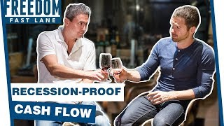 How To Invest for Recession-Proof Cash Flow Before the Economy Changes