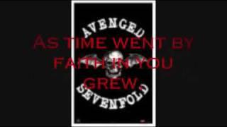 Avengedsevenfold - Betrayed Lyrics