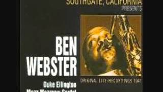 Oh, Lady Be Good by Ben Webster.wmv