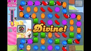 Candy Crush Saga Level 1660