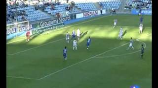 preview picture of video 'Liga 2008-2009. J08: Getafe 1 - 0 Valladolid {NCL}'