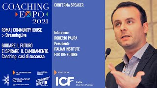 Youtube: Coaching Expo 2021 | Keynote Speech Accademico | RIAPRIRE IL FUTURO