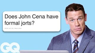 Download Youtube: John Cena Goes Undercover on Twitter, YouTube, and Reddit | Actually Me | GQ