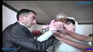 азербайджанская свадьба  -не зря же назвали их чурками.