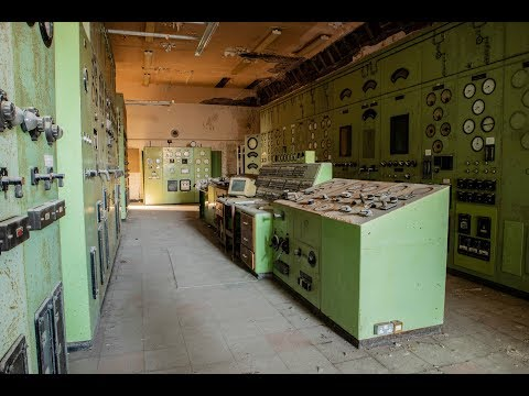 Untouched Abandoned Control Room in Huge Chemical Facility! - URBEX UK