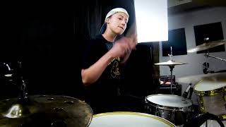 Lindsey Raye Ward   Blink 182   Happy Days (Drum Cover)