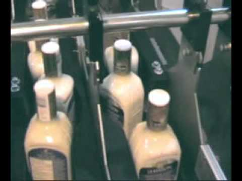 DPI Turning Device Bottles Salad Dressing Tray Packer