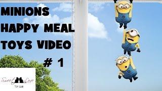 Minions McDonald