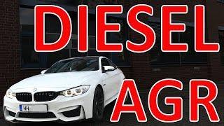 BMW Abgasrückführung I BMW AGR Ventil I BMW 430d 330d