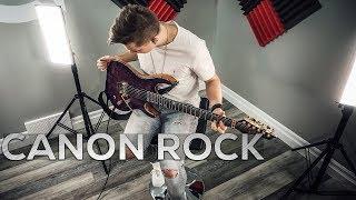 Canon Rock - Cole Rolland (Guitar Cover)