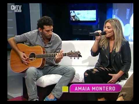 Amaia Montero video Palabras - Acústico 2015