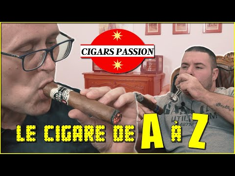 TOUT SAVOIR SUR L'ART DE FUMER LE CIGARE Feat CIGARS-PASSION