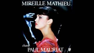1977 Mireille Mathieu Chante Paul Mauriat Album Complet