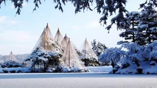 雪の兼六園/葵かを里Cover:山口えい子