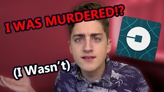 Crazy Fake Uber Story That Didn't Happen! (Storytime)