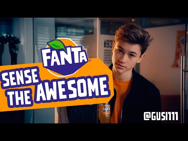 "Fanta Österreich | ""Sense The Awesome"" mit GUSI"
