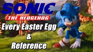 Sonic Movie Trailer 2: Every Easter Egg & Reference.