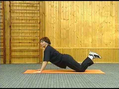 Упражнения для осанки 1-4 классов