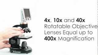 Celestron LCD Digital Microscope II - 44341