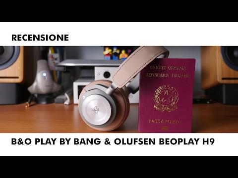 Recensione cuffie da viaggio B&O PLAY by Bang & Olufsen Beoplay H9